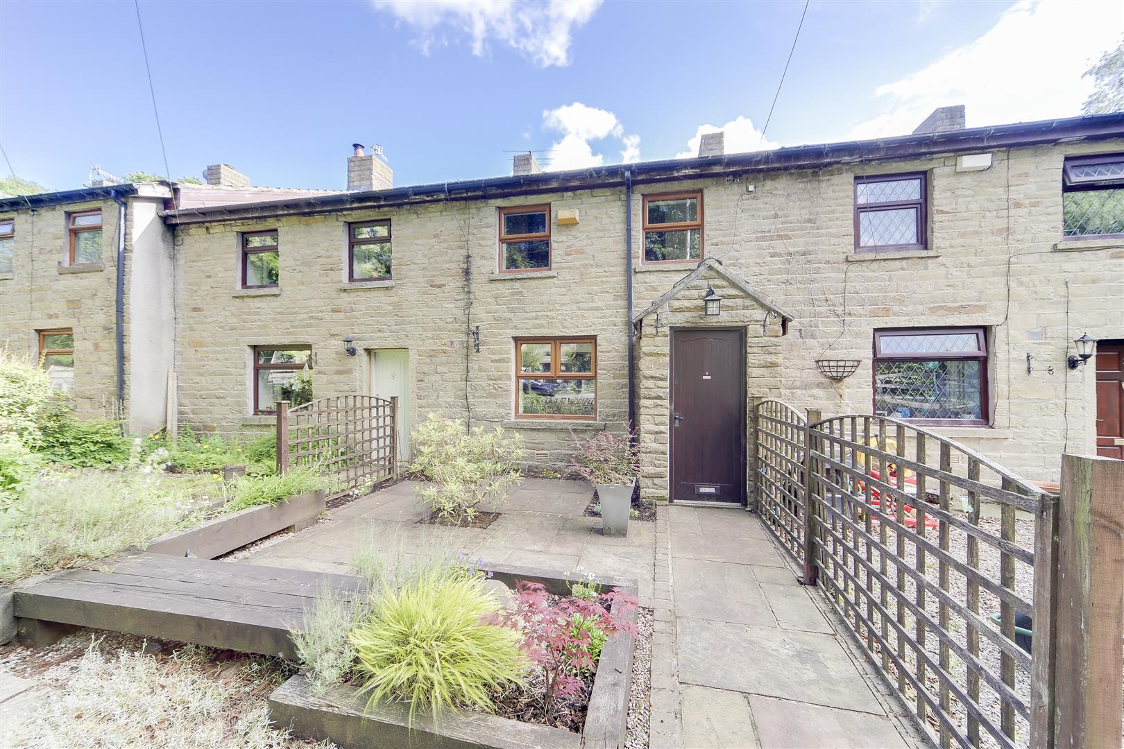 2 Bedrooms Cottage House for sale in Poplar Terrace, Reedsholme, Rossendale